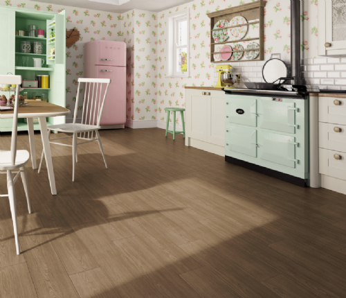 Vusta Luxury Vinyl Flooring Natural Oak